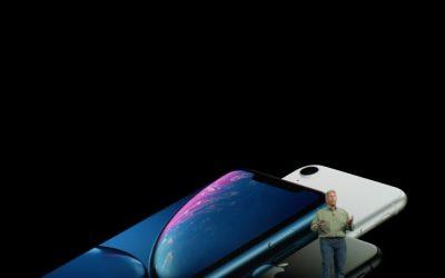 iPhone XR es el smartphone más vendido en el tercer trimestre de 2019